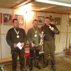 Střelecké závody M4K na střelnici MS Bučina v Nových Syrovicích