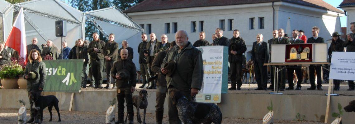 Úspěch na Memoriálu Karla Podhajského – 2018