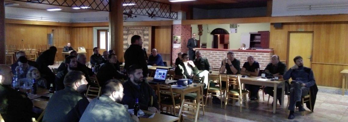 Myslivecký seminář – Třebíč 2018